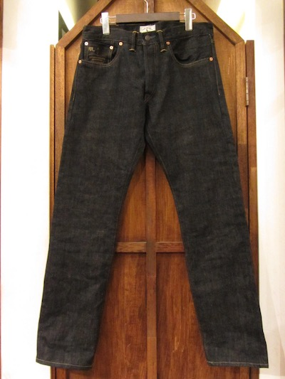 "RRL (ダブルアールエル)""""POLO WESTERN""SLIM FIT JEANS"" MADE IN USA""(ポロウエスタンスリムフィットジーンズ)"