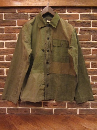 "RRL (ダブルアールエル)TOMLINSON MILITARY JACKET""MADE IN USA""(175枚限定リメイクミリタリージャケット)"
